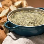 Baked Hot Spinach Dip Recipe - The Best Nest