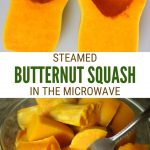 Butternut Squash in the Microwave   Crafty Blog Stalker