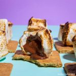 Bring Your S'mores Indoors with These Chocolate-Stuffed Marshmallows