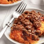 Best Ever Sweet Potato Casserole   Foodtasia