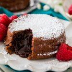 tailorfood.net – Chocolate Lava Cakes Recipe – Sugar Spun Run – Tailor Food