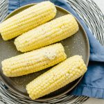 How to Microwave Corn on the Cob (No-Boil Method!)