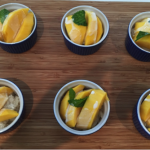 Thai Mango on Sticky Rice – International Cooking Club Singapore Ltd