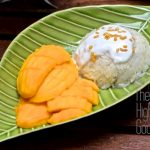 Authentic Sticky Rice with Mango, Khao Niaow Ma Muang   The High Heel  Gourmet