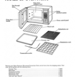 Kenmore Microwave Oven User Manual - Page 1 of 60 | Manualsbrain.com