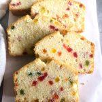 Whole Wheat Tutti Frutti Cake Recipe | Morphy And Me