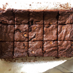 This basic brownie recipe is simply the best – Words by Alison Egan