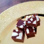 2 ingredients Chocolate Tahini fudge – Salt & Paprika