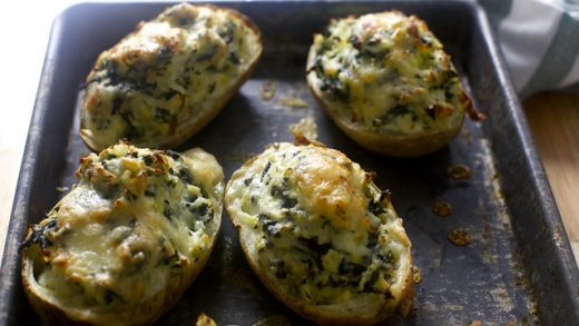 twice-baked potatoes with kale – smitten kitchen