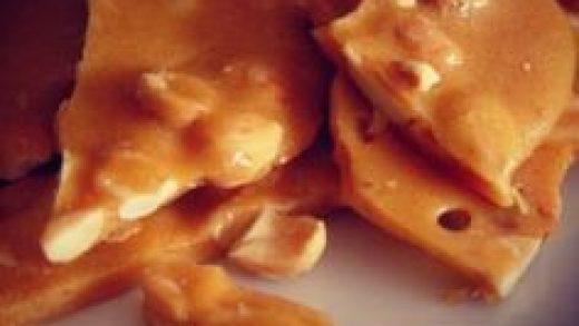 The Betty Crocker Challenge: Peanut Brittle-EASY   Peanut brittle recipe, Brittle  recipes, Peanut brittle