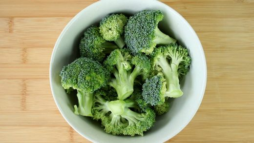 How To Microwave Broccoli - Liana's Kitchen