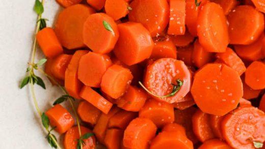 Brown Sugar Carrots – morningdawngardening