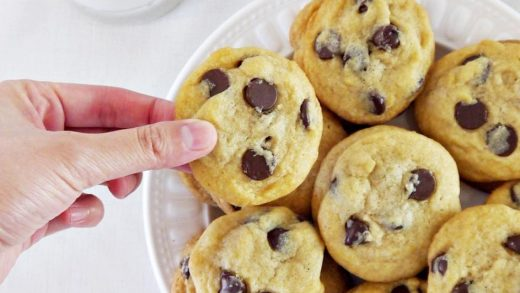Chocolate Chip Cookies | What Jessica Baked Next...