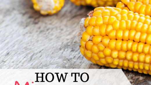 Corn On The Cob - a cool and super easy way to cook it! - The Culinary Chase