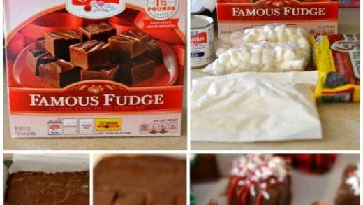 Carnation Famous Fudge Mix