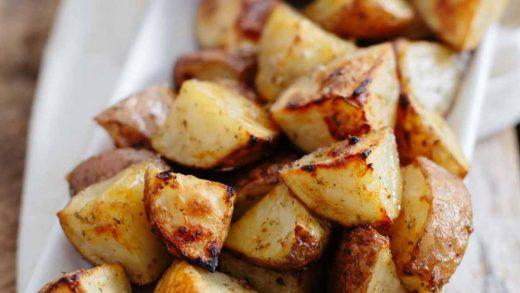 The Best Quick and Crispy Roasted Potatoe Recipe | Foodal