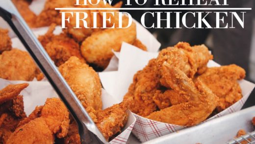 How to Reheat Fried Chicken so It Stays Crispy - Chasing Foxes