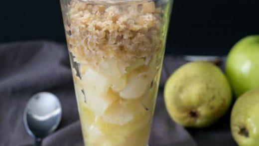 Microwave pear jam | by plans vegan | Medium