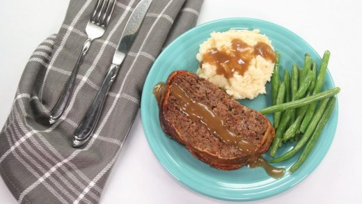 Meatloaf Ala Bah Bah (that's me!) – My World (and recipes too)