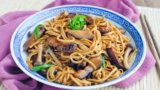 Healthy Ramen Noodles - Customize with Veggies of Your Choice