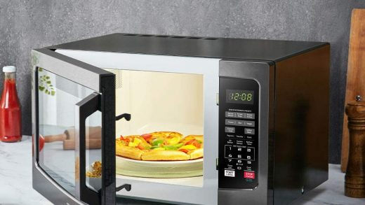 Toshiba EM131A5C-BS Microwave Oven [Review] - YourKitchenTime