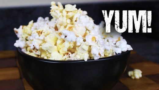 A Quick and Simple Recipe for Homemade Microwave Kettle Corn
