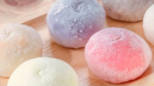 HOW TO MAKE MOCHI WITHOUT RICE FLOUR - YouTube   Mochi recipe, How to make  mochi, Mochi without rice flour
