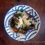 Quickest Japanese-Style Aubergine – With a Glass