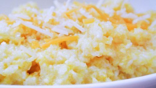 Creamy Microwave Grits Recipe | CDKitchen.com