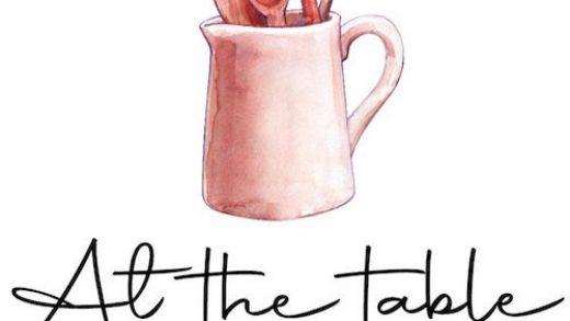 Egg-free Chocolate Microwave Mug Cake Recipe | At The Table Tonight