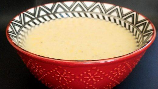 3 Minute Microwave White Gravy {Béchamel Sauce}   Just Microwave It