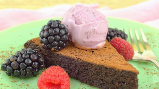 Flourless chocolate lime cake - Happy Birthday to me! - Claire K Creations