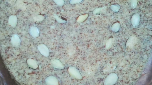 Recipe: Yummy Heart Almond Cake Recipe in Microwave 🎂 – TASTE OF HOME