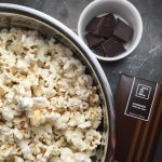 homemade popcorn with coconut oil - Marin Mama Cooks