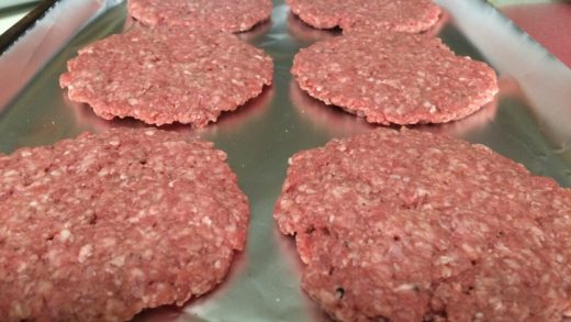 Juicy Oven Burger Sliders – #FoodieScore