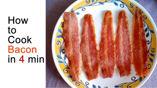 How to Cook Turkey Bacon in Microwave? - Let's find out