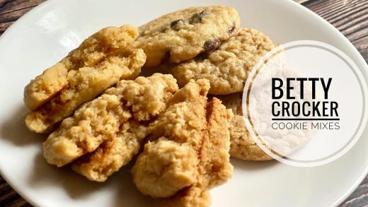 Cookie hacks with Betty Crocker's Cookie Mixes – Jellybeans in the City