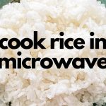 Perfect Sushi Rice from the Microwave   Random Thoughts - Randocity!