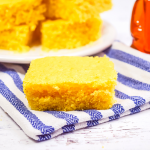 How to Make Quick Microwave Cornbread   Just Microwave It