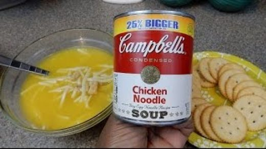 Question: Can you cook Campbell's Soup microwave?