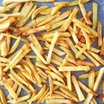 The BEST Baked French Fries - Eats Delightful