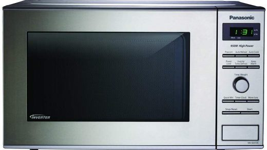 Microwave Oven Shuts Off After 2 Or 3 Seconds - How To Fix