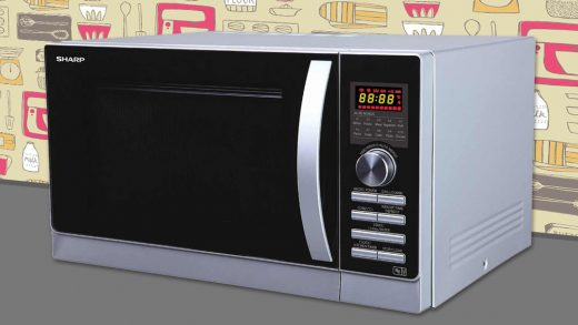 Review: Sharp R843SLM 25L 900W Combination Microwave - Latest News and  Reviews - Hughes Blog