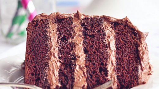 Choco Choco Birthday Cake | Sweetapolita