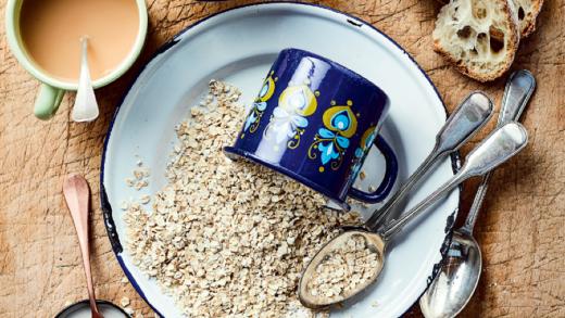 Ping Porridge, 3p [Cooking On A Bootstrap] – Jack Monroe