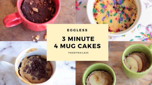 Nescafé microwave cake. | Yummy Mary