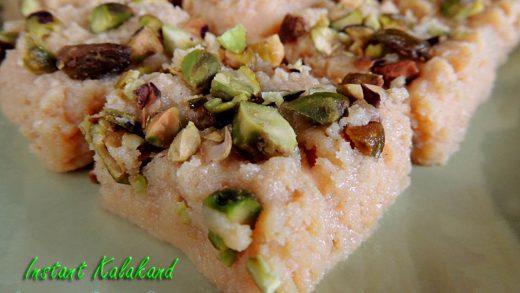 Indian milk cake recipe   Gastronomy