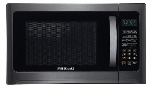 to provide you with a pleasant online shopping Farberware FMO12AHTBSG  Bottle Dual Zone Freestanding Microwave Oven with Grill, 1.2 Cubic Foot,  Black Stainless Steel: Appliances discount -price.sealy.co.il