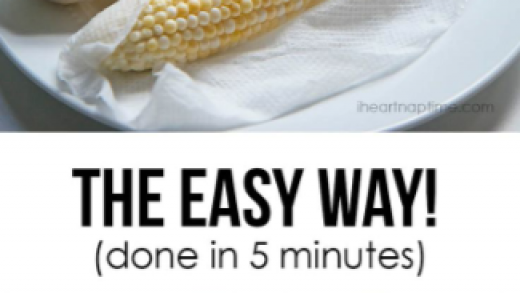 culinaryconfessional: Cooking Tip: Corn on the Cob in 5 Minutes Wrap a damp  paper towel around an ear of corn, then cook in … | How to cook corn,  Cooking, Recipes