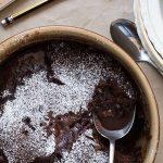 The Best Chocolate Self-Saucing Mug Cake Ever - Just a Mum